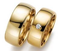 3D VIP обручальные кольца